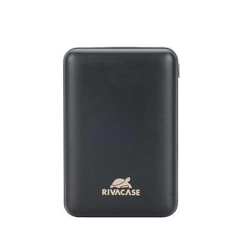 CHARGEUR RIVAPOWER 10000 MAH 2.1A MICRO USB+ TYPE C 0