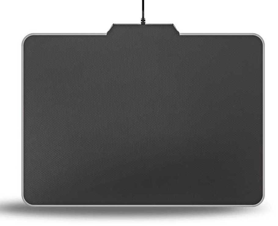 TAPIS SOURIS GX-P500 GAMING RGB 255.1x355x12.2MM 312500024001