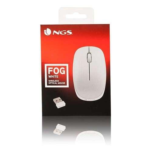 SOURIS FOG 1000 DPI SANS FIL USB PC fogwhite3