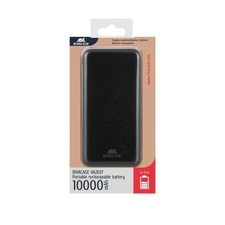 LOT DE 12 CHARGEURS VA2037 10000 MAH 2.1A MICRO USB/USB 2.4A va2037pack