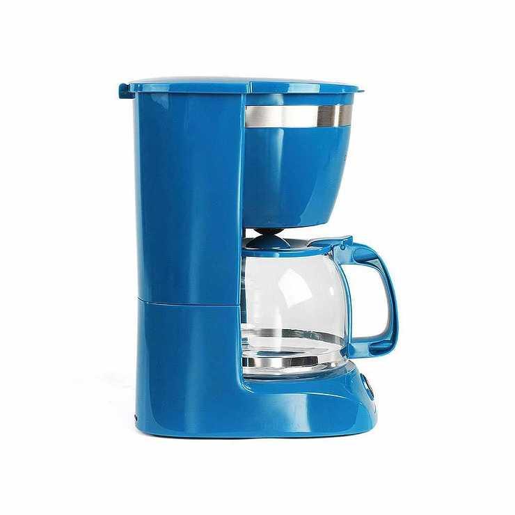 CAFETIERE ELECTRIQUE CAPACITE 10-12 TASSES BLEU dod163b