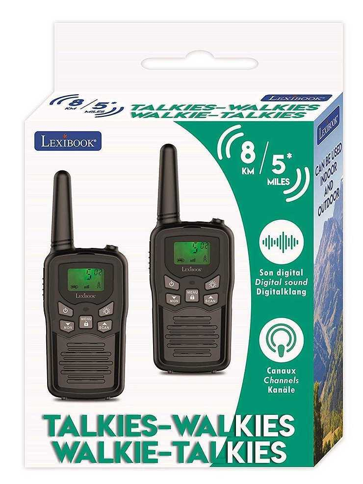 TALKIES-WALKIES DISTANCE 8 KM tw581