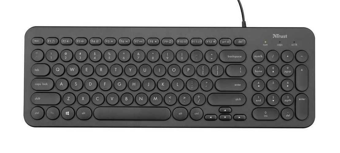 CLAVIER MUTO FILAIRE SILENCIEUX USB 23090picturesproducttop1