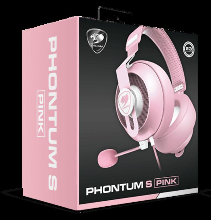 CASQUE MICRO GAMING PHONTUM S ROSE phontumspinkp8
