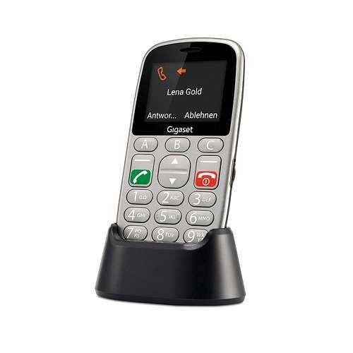 TELEPHONE MOBILE GL390 AVEC TOUCHES LARGES ET FONCTION SOS gl3903