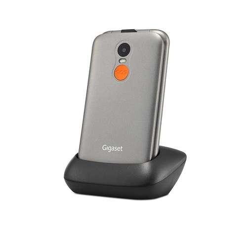 TELEPHONE MOBILE GL590 AVEC CLAPET TOUCHES LARGES ET FONCTION SOS gl5901