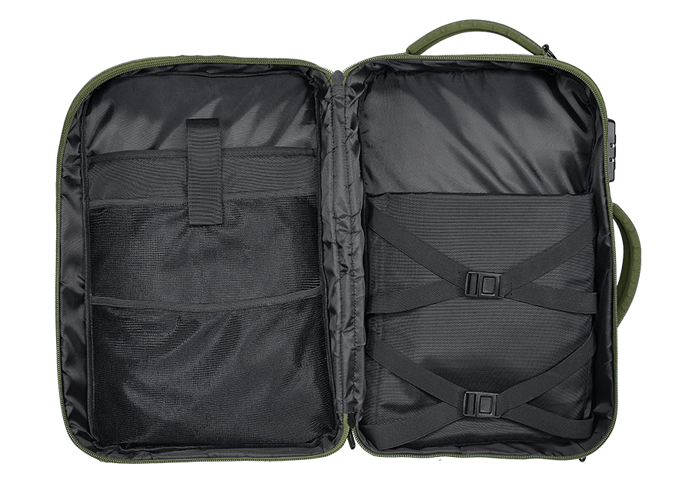 SAC A DOS FORTRESS X KAKI POUR ACCESSOIRES GAMING fortressx4
