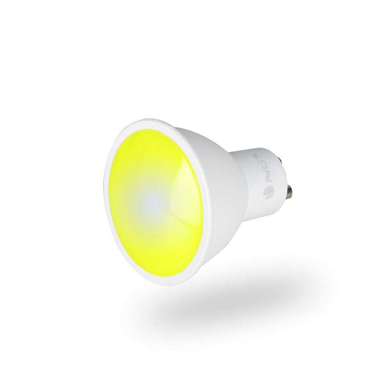 AMPOULE CONNECTEE 5W GU10 RGB gleam510c1