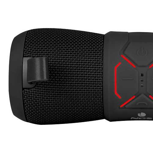 ENCEINTE ROLLERSTREAM BLUETOOTH 1.0 24W USB ngsrollerstreamblack02
