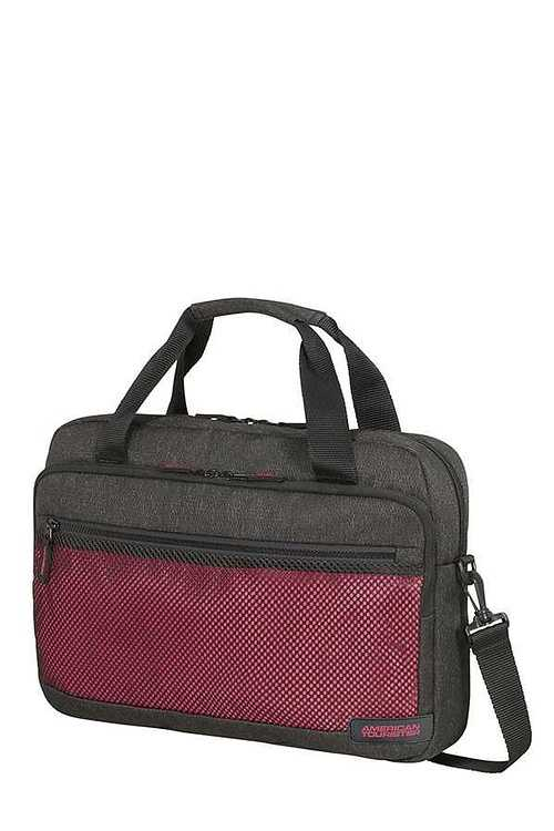 SACOCHE SPORTY MESH 15.6'''' - GRIS/ROSE 128318-8400rose1