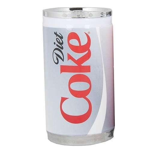 LOT DE 9 BATTERIES DE SECOURS COCA-COLA DIET 2 X USB 1A + 2,1 A 10400 MAH 0