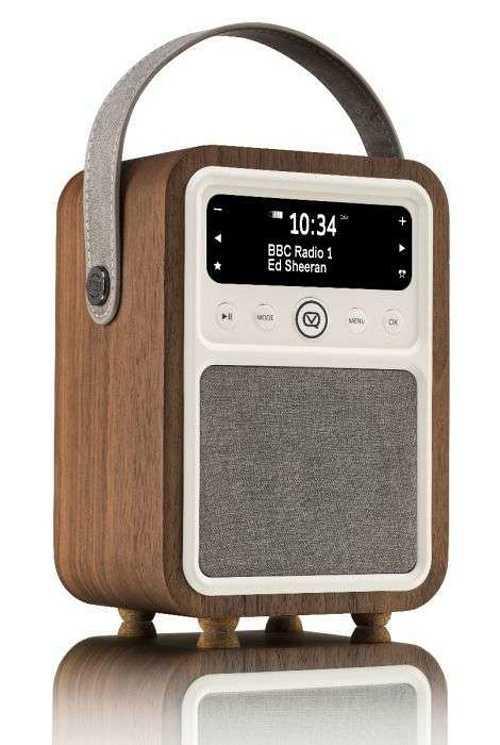 RADIO MONTY DAB / BT/ FM 10 WATTS - NOYER 01montywalnut11