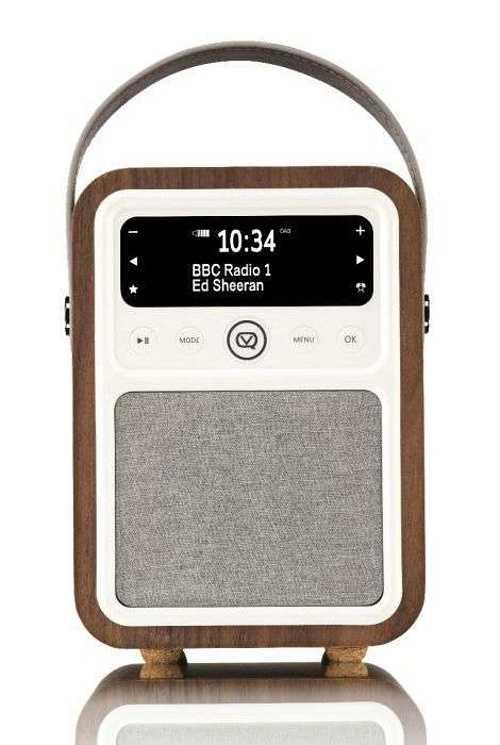 RADIO MONTY DAB / BT/ FM 10 WATTS - NOYER 03montywalnut1