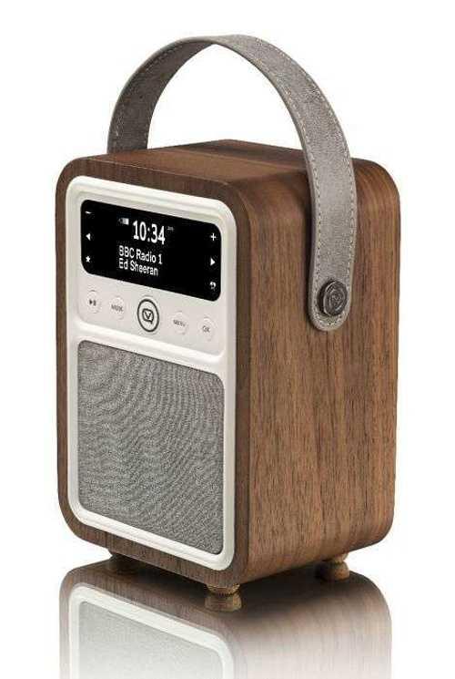 RADIO MONTY DAB / BT/ FM 10 WATTS - NOYER 10montywalnut1