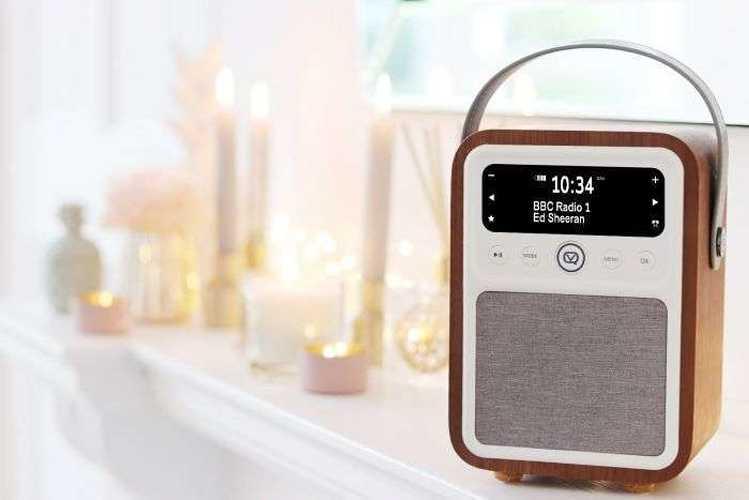 RADIO MONTY DAB / BT/ FM 10 WATTS - NOYER 11montywalnut