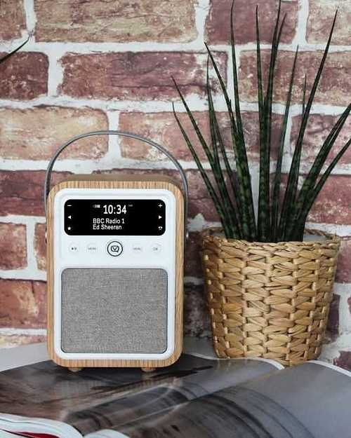 RADIO MONTY DAB / BT/ FM 10 WATTS - CHÊNE 02montyoak1
