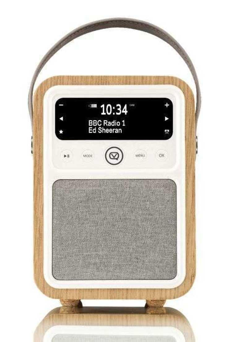 RADIO MONTY DAB / BT/ FM 10 WATTS - CHÊNE 03montyoak2