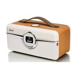 RADIO RETRO SUSIE Q DAB / DAB+ / FM/ WIFI 80 WATTS - CHÊNE