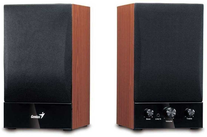 ENCEINTES SP-HF 1250B V2 BOIS 2.0 40 WATTS 31730011400