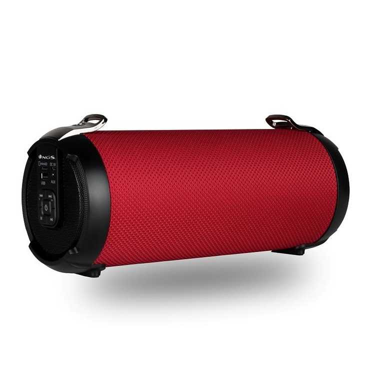 HP ROLLERTEMPO TWS BLUETOOTH ROUGE 0