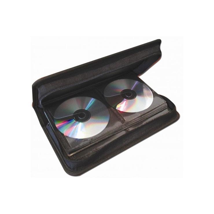 HOUSSE 48 CD - NOIR 0