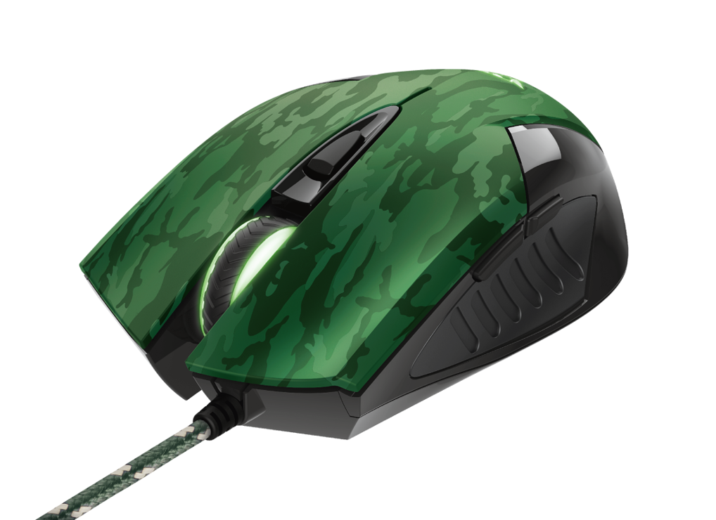 GAMING PACK GXT 781 RIXA CAMOUFLAGE SOURIS + TAPIS tr236115