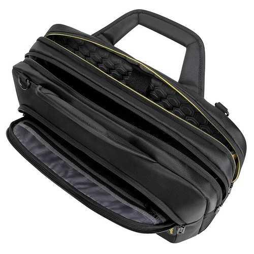 SACOCHE CITY GEAR 14/15.6'''' 0054800citygear-14-156-topload-laptop-case-black