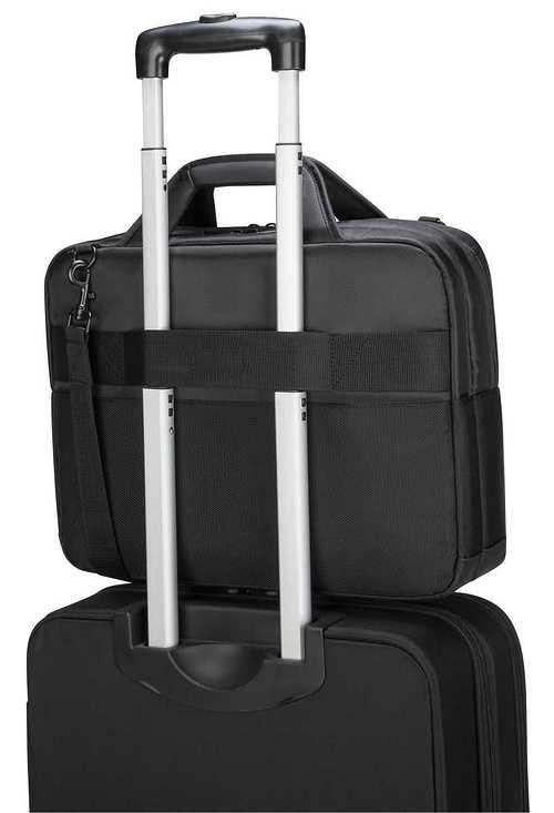 SACOCHE CITY GEAR 14/15.6'''' 0054801citygear-14-156-topload-laptop-case-black