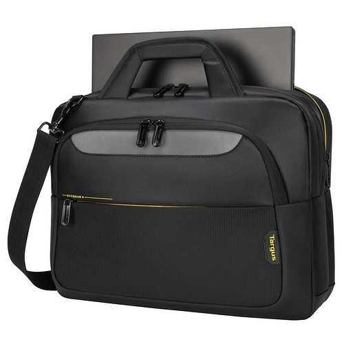 SACOCHE CITY GEAR 14/15.6'''' 0054802citygear-14-156-topload-laptop-case-black