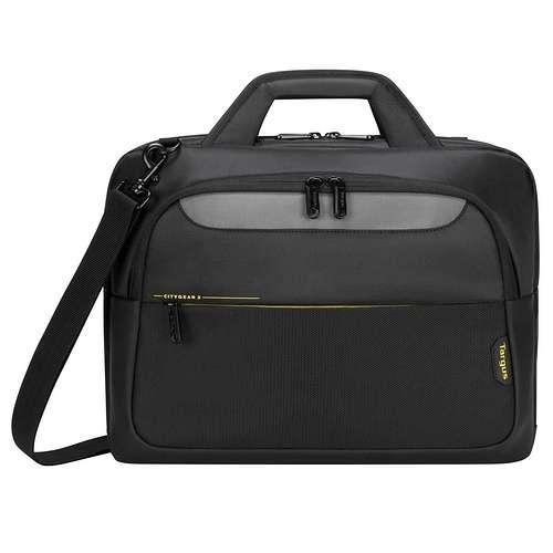 SACOCHE CITY GEAR 14/15.6'''' 0054805citygear-14-156-topload-laptop-case-black
