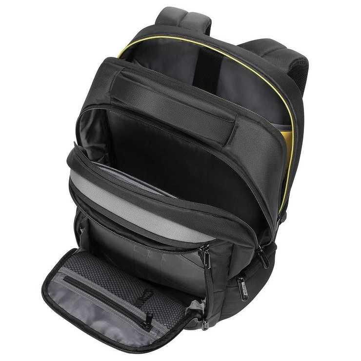 SAC A DOS CITY GEAR 15.6'''' NOIR 0055146citygear-14-156-laptop-backpack-black