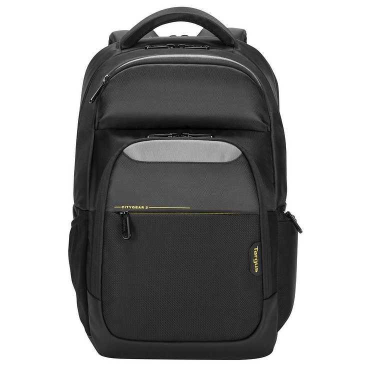 SAC A DOS CITY GEAR 15.6'''' NOIR 0055153citygear-14-156-laptop-backpack-black