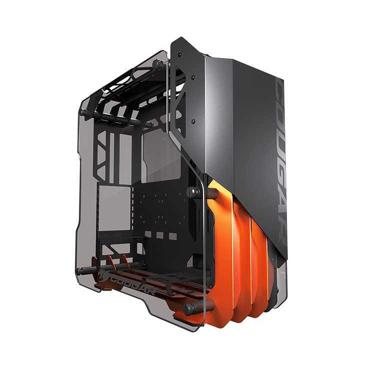 BOITIER PC GAMING BLAZER ALUMINIUM MIDTOWER 0