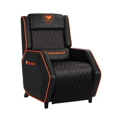 FAUTEUIL GAMING RANGER SOFA PU  NOIR / ORANGE