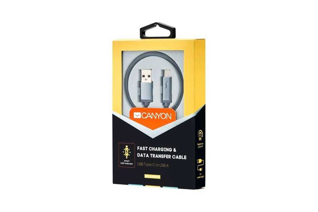 CORDON USB TYPE C 1 M AVEC INDICATEUR LED rs11013cne-usbc6dg05-hpr