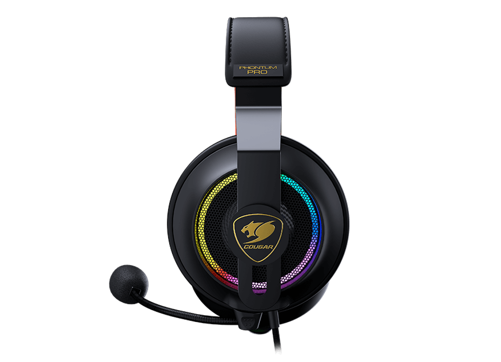 CASQUE MICRO GAMING PHONTUM PRO SURROUND VIRTUEL 7.1 - NOIR phontumpro1