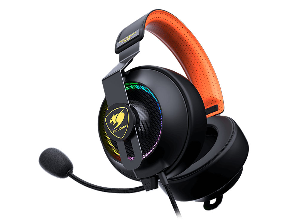 CASQUE MICRO GAMING PHONTUM PRO SURROUND VIRTUEL 7.1 - NOIR phontumpro5