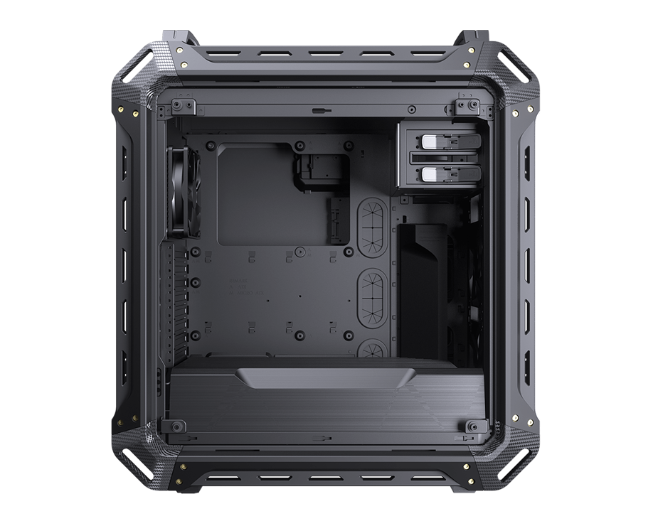 BOITIER PC GAMING PANZER MAX G 09-3