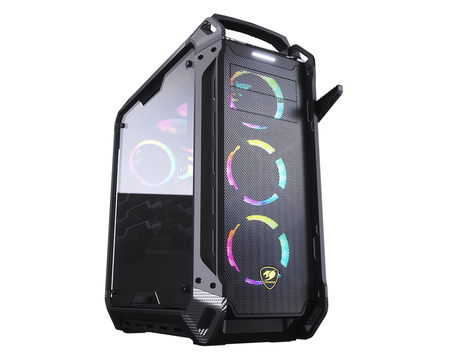 BOITIER PC GAMING PANZER MAX G 10-2