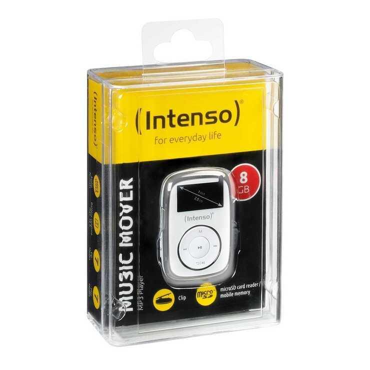 LOT DE 6 LECTEURS MP3 MUSIC MOVER + MICROSD 8GO BLANC 3614562p1
