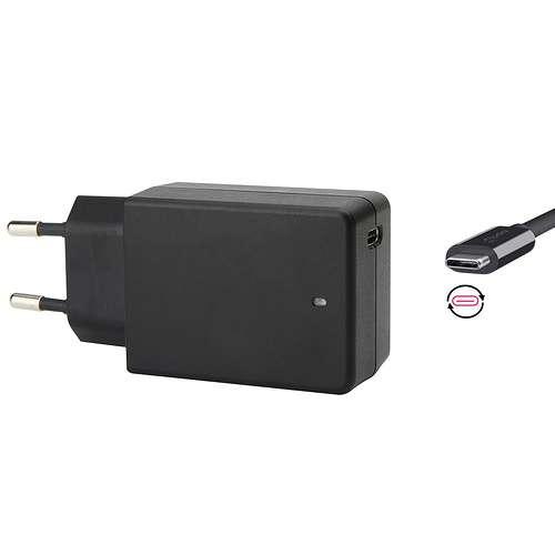 LOT DE 5 ALIMENTATIONS POUR PORTABLE USB TYPE C 65W PRISE SECTEUR 0