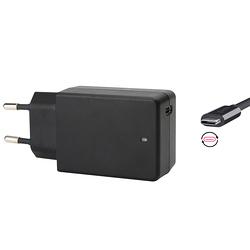 LOT DE 5 ALIMENTATIONS POUR PORTABLE USB TYPE C 45W POWER DELIVERY 3.0