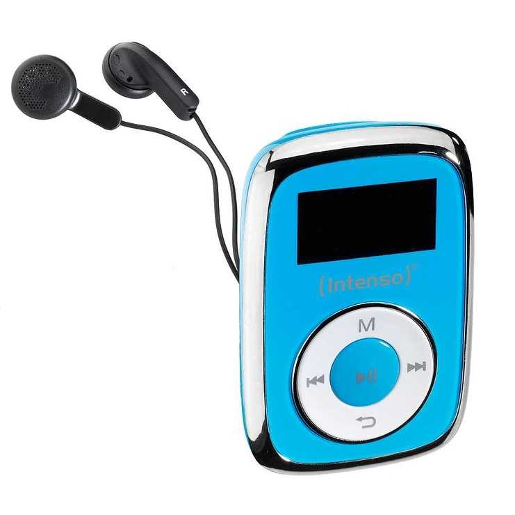 LOT DE 6 LECTEURS MP3 SERIE MUSIC MOVER CLIP BLEU 3614564p2