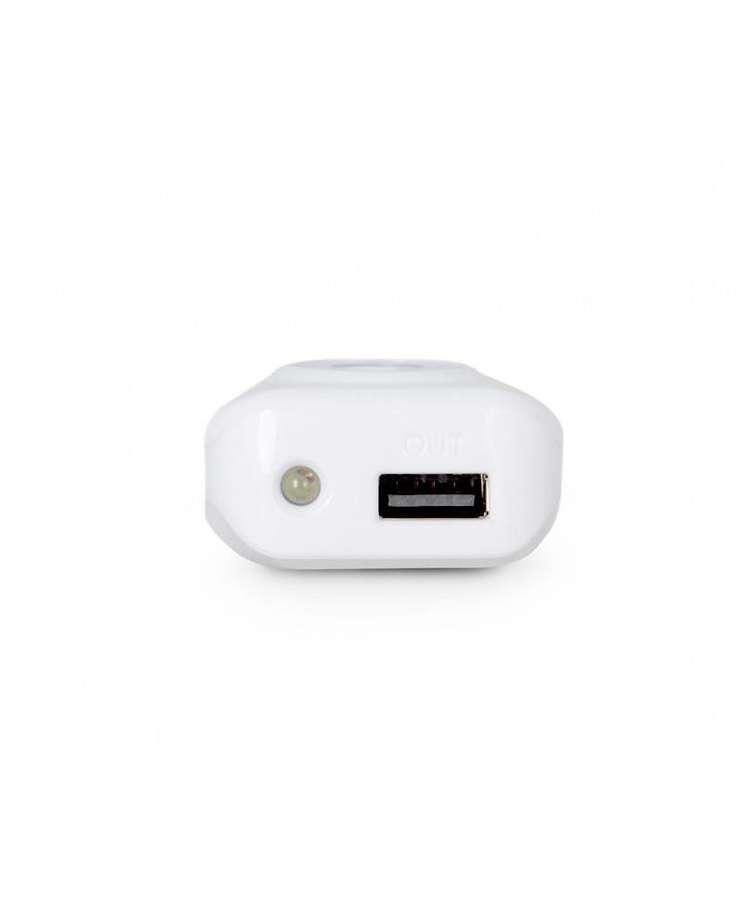 LOT DE 10 CHARGEURS SMARTPHONE/TABLETTE 4400MAH - BLANC bat45ufblanc6
