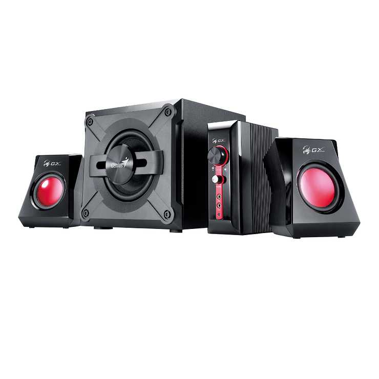 ENSEMBLE SW-G2.1 1250 V2 PUISSANCE 38 WATTS RMS 0