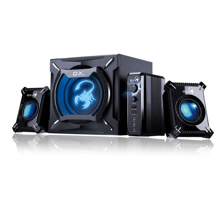 SW-G2.1 2000 V2 GAMER PUISSANCE 50 WATTS RMS 0