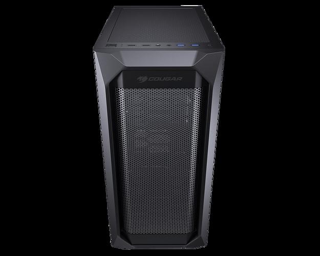 BOITIER PC GAMING MX410 MESH G PANNEAU GRILLE NID D''ABEILLE 03-m