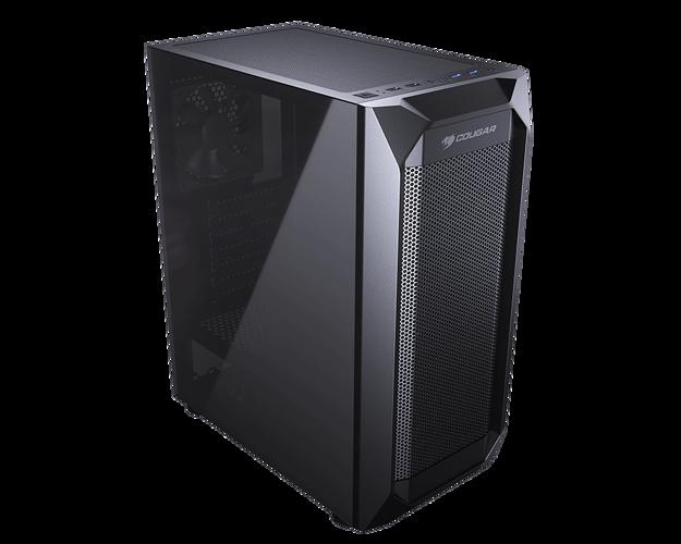 BOITIER PC GAMING MX410 MESH G PANNEAU GRILLE NID D''ABEILLE 05