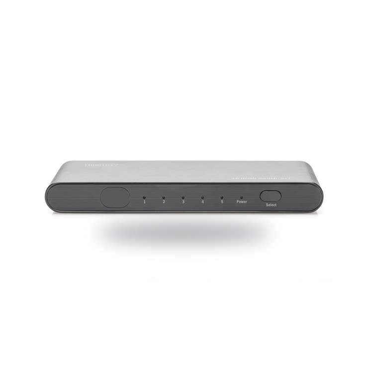 SWITCH HDMI 4K 5 ENTREES / 1 SORTIE 0