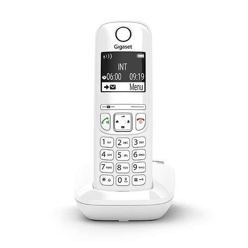 TELEPHONE AS690 SOLO SANS FIL BLANC 0